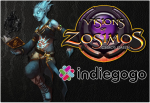 Visions of Zosimos goes to IndiGoGo